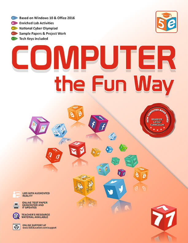 Computer the Fun Way by 5eEducation