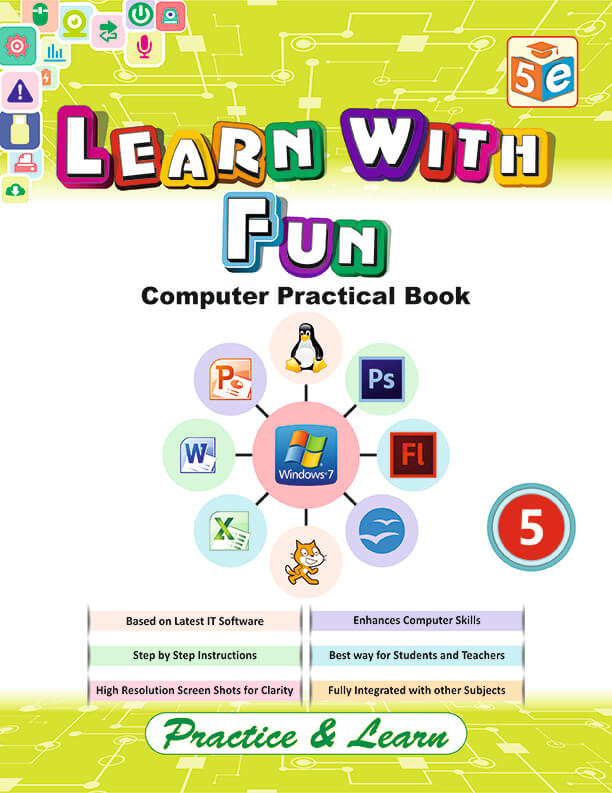 Computer Pratical Book by 5e Education by 5eEducation