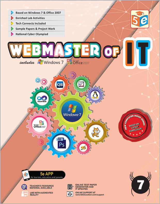 Webmaster by 5eEducation